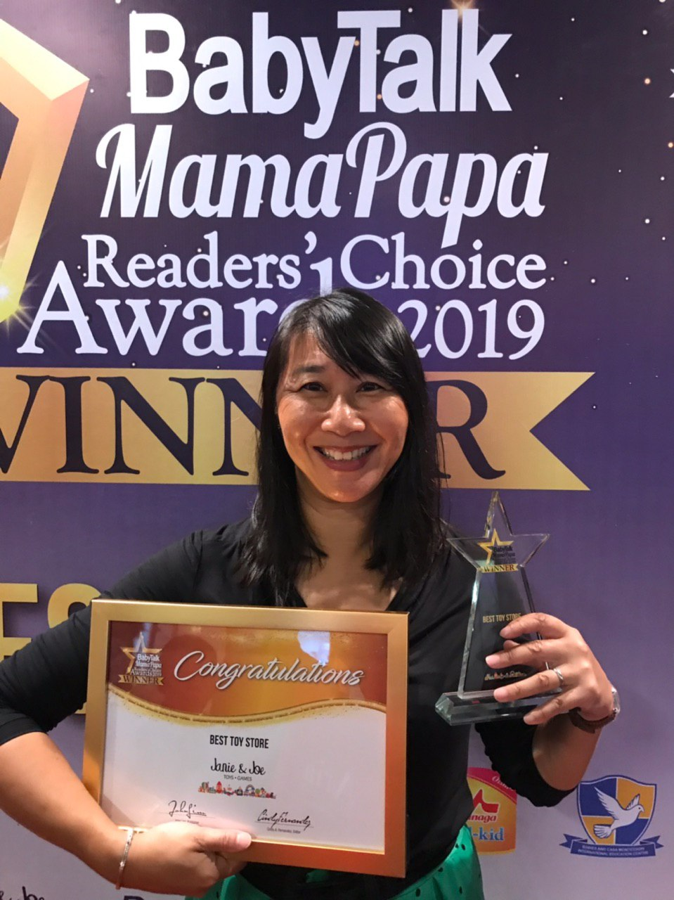 janie and joe readers choice awards 2019 01
